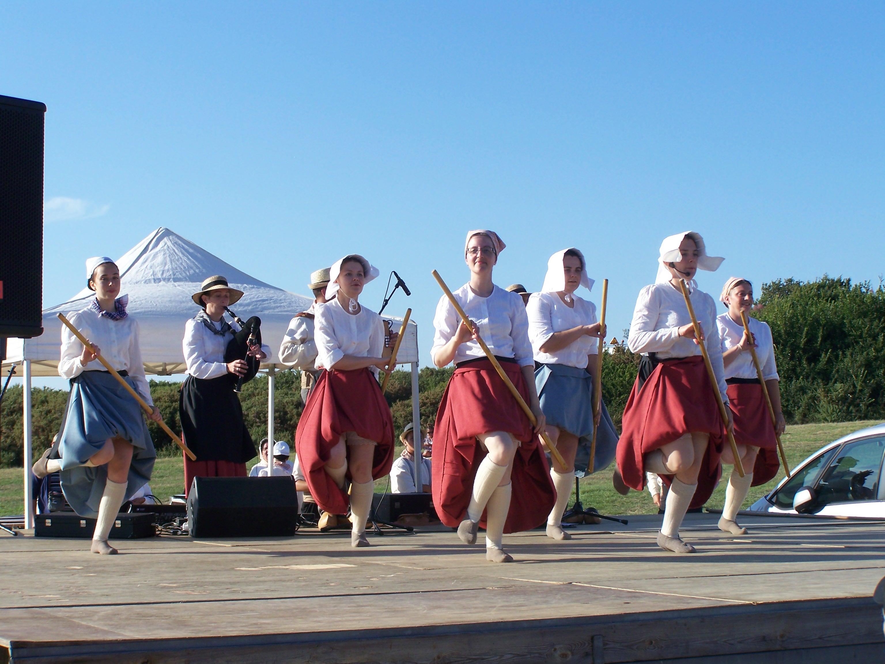 musique folklorique le Vircouet