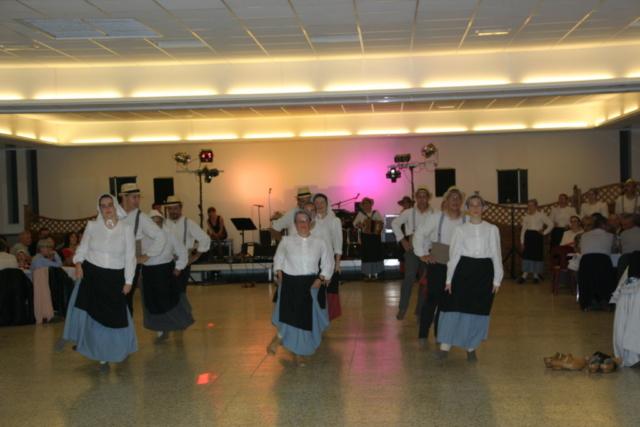 diner dansant folklorique Aizenay Vendée